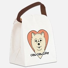 Lap dogs Canvas Lunch Bag