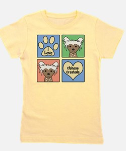 Unique Lap dogs Girl's Tee