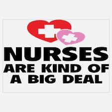 Unique Nurses day Wall Art