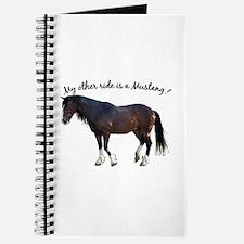 Mustang Cahlibur Journal