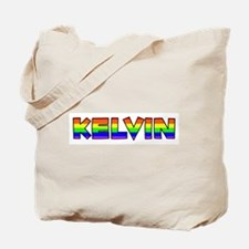 Kelvin Gay Pride (#004) Tote Bag
