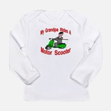 garndpascooter.jpg Long Sleeve T-Shirt