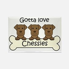 Cool Chesapeake Rectangle Magnet