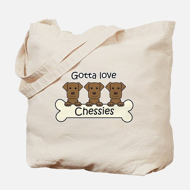 Cute Chesapeak bay Tote Bag