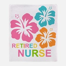 Unique Nurses day Throw Blanket