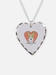 Unique Canaan dog Necklace