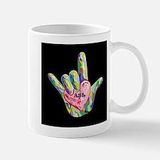 I Heart ASL Mugs