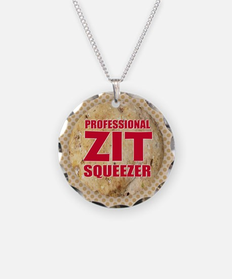 Zit Squeezer Necklace