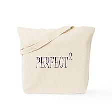 Perfect Squared Tote Bag