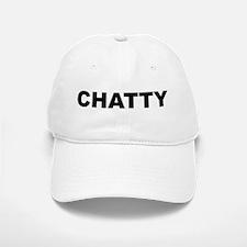 Chatty Baseball Baseball Cap