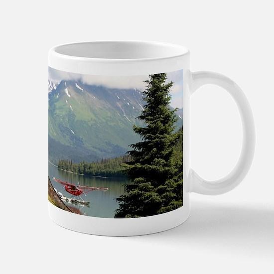 Trail Lake, Moose Pass, Alaska Mugs
