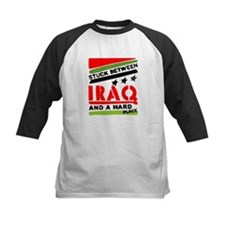IRAQ and a HARD PLACE Tee