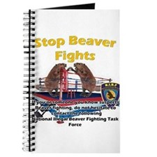 Stop Beaver Fights Journal