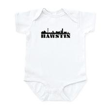 Cute Boston accent Infant Bodysuit