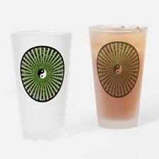 wheel Drinking Glass