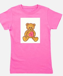 Funny Valentines infant Girl's Tee