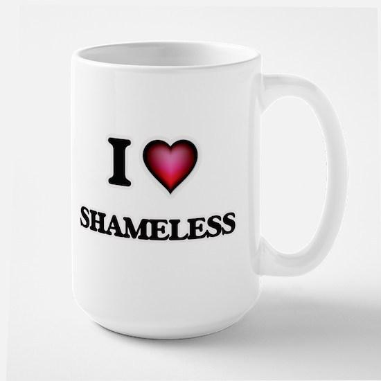 I Love Shameless Mugs