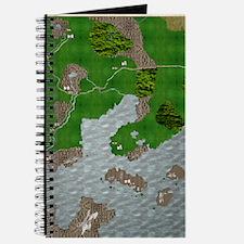RPG Map Cuanscadan Journal