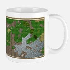 RPG Map Cuanscadan Mugs