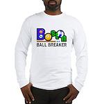 Boston Ball Breaker Long Sleeve T-Shirt
