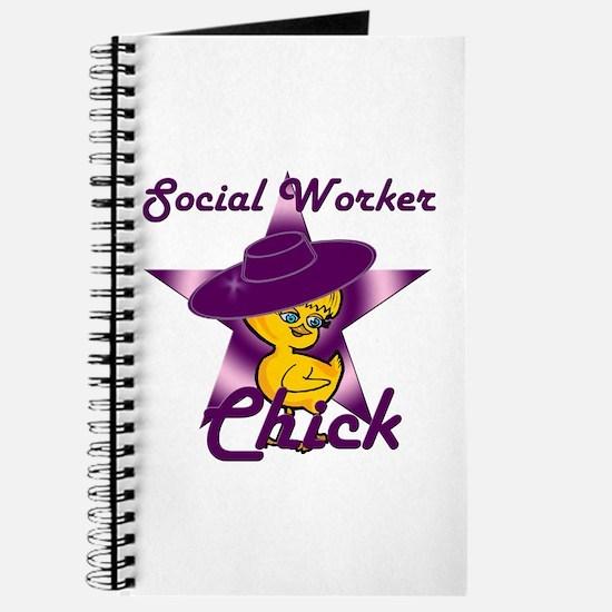 Social Worker Chick #9 Journal