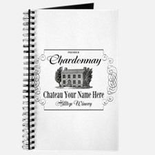 Classic Custom Chardonnay Journal