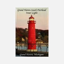 Grand Haven South Pierhead Inner Light Magnets