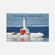 Petoskey Pierhead Light Magnets