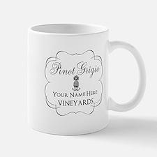 Pinot Grigio Mugs