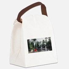 Navy Pier 1 Canvas Lunch Bag