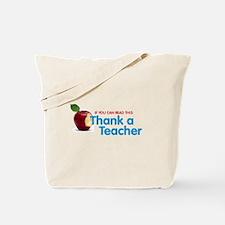 Thank a Teacher Tote Bag