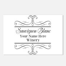 Sauvignon Blanc Postcards (Package of 8)