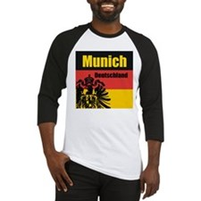 Munich Deutschland  Baseball Jersey