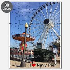 Centennial Wheel Puzzle