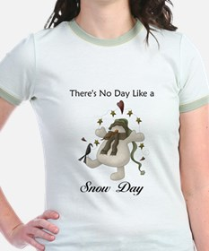 No Day Like a Snow Day T-Shirt