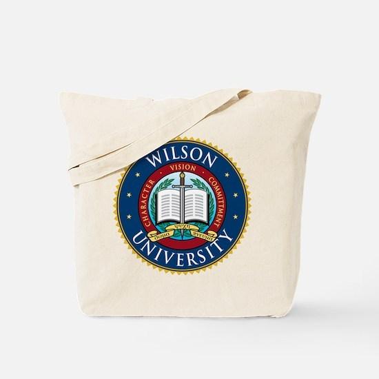 Wilson University Tote Bag