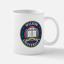 Wilson University Mugs