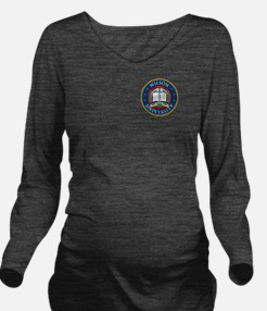 Wilson University Long Sleeve Maternity T-Shirt