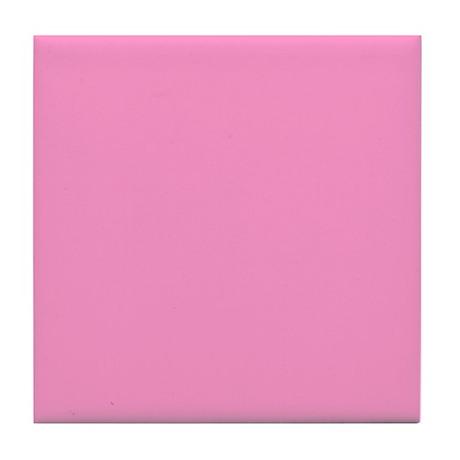 Maglia Rosa (Pink Jersey) Tile Coaster
