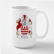 Emery Family Crest Mugs