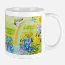 MLP Retro Rainbow Mug