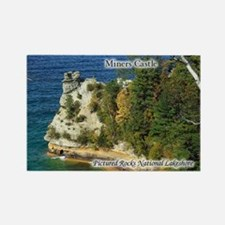 Miners Castle Magnets