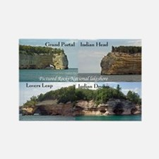 Pictured Rocks Naitonal Lakehsore Magnets