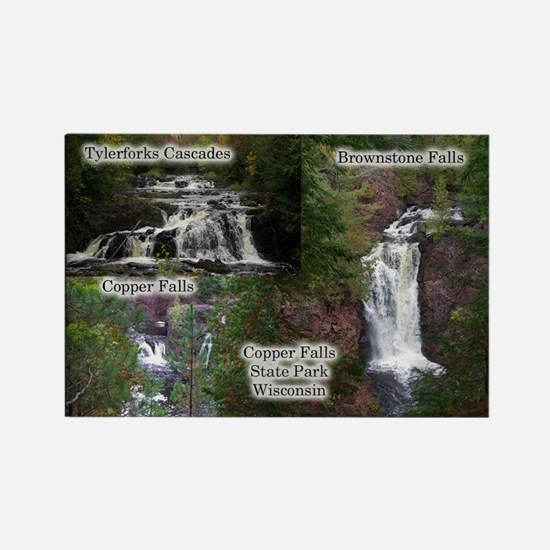 Copper Falls State Park Magnets