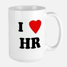 I Love HR Mugs