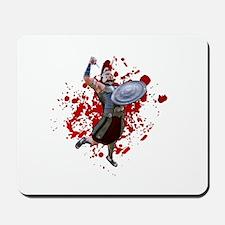Blood Knight Mousepad