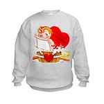 Come Clean Kids Sweatshirt