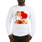 Come Clean Long Sleeve T-Shirt