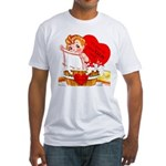 Come Clean Fitted T-Shirt