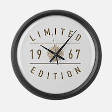 1967 gto Large Wall Clock